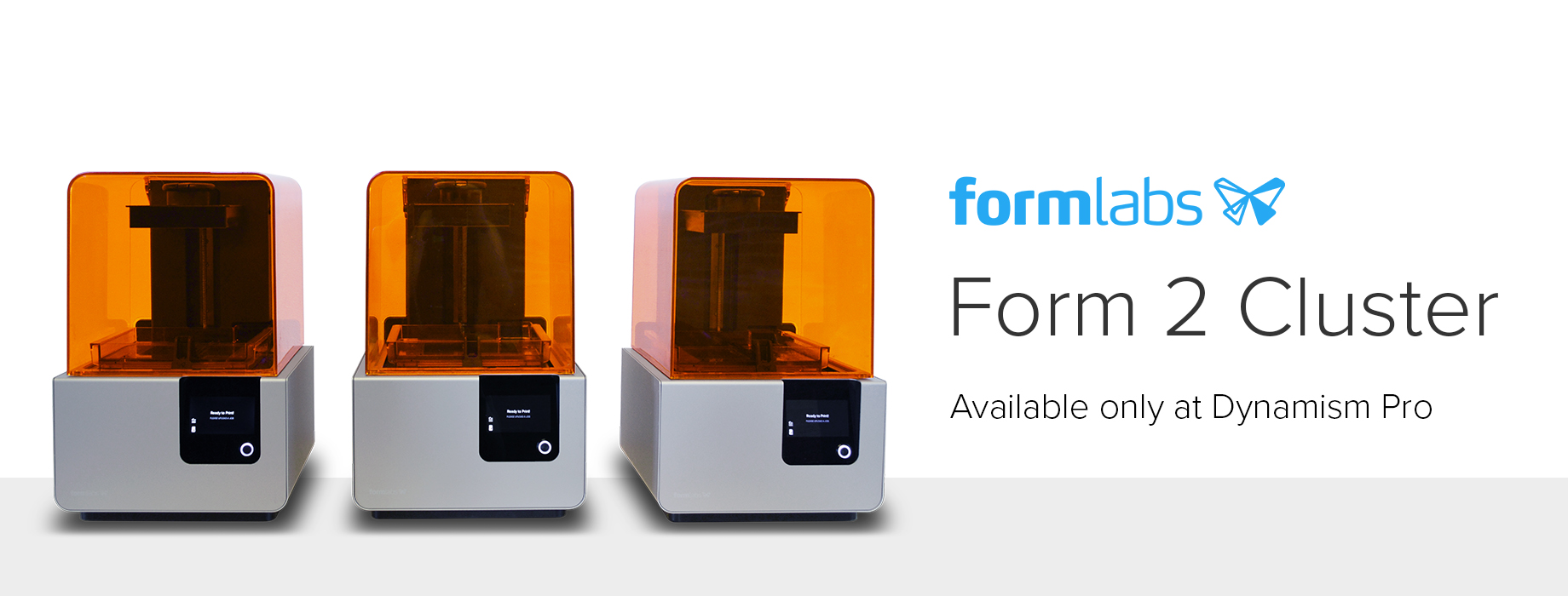 The Formlabs Form2 is capable of printing a variety of specialty materials, allowing applications for printing injection molds casting blanks and as well as simulating rubber, polypropylene, and ABS.