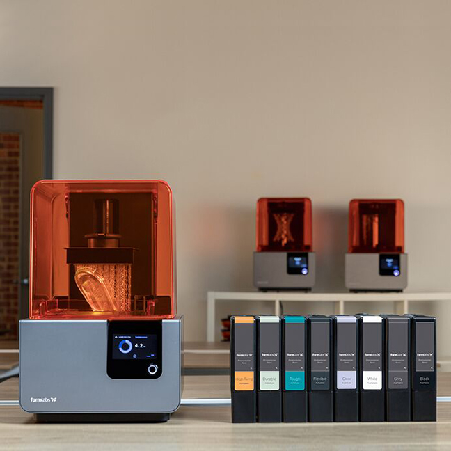 Formlabs Form 2 Cluster